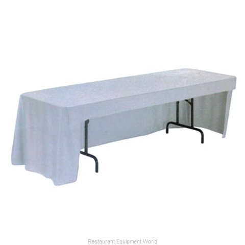 Snap Drape Brands TCWIN630CC Table Cover, Throw