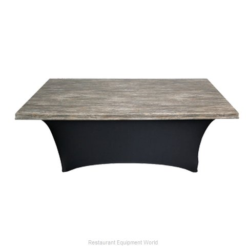 Snap Drape Brands Un630trv Table Top Cover Cap Hard
