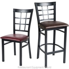 Selected Furniture 165BS-WINE Bar Stool