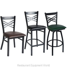Selected Furniture 212-BS-WINE Bar Stool