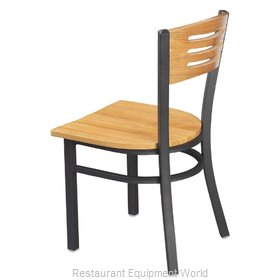 Selected Furniture 315-B-WOOD Wood-back Chair