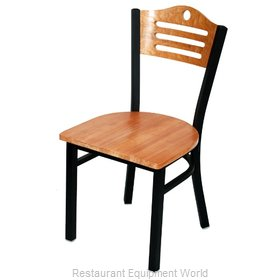 Selected Furniture 315-F-WOOD Wood-back Chair