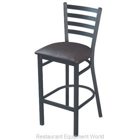Selected Furniture 316-BS-BLACK Bar Stool