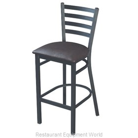 Selected Furniture 316-BS-WALNUT Bar Stool