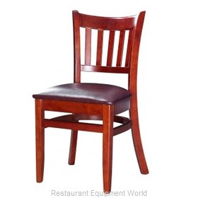 Selected Furniture 3545-CH-BLACK Wood-frame Chair