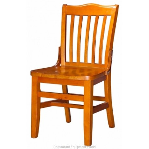 Selected Furniture 5030-NA-WOOD Wood-frame Chair (Magnified)