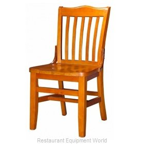 Selected Furniture 5030-WL-WOOD Wood-frame Chair