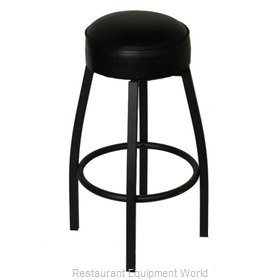 Selected Furniture 800-100QS Metal Bar Stool