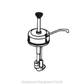 Server Products 06110 Condiment Syrup Pump Only
