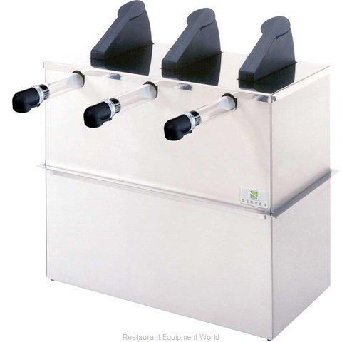 Server Products 07050 Condiment Dispenser, Pump-Style