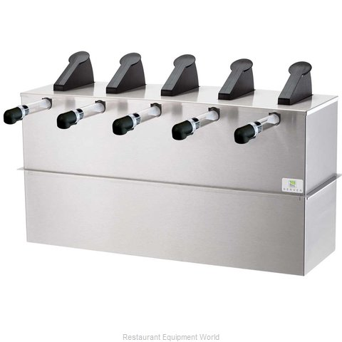 Server Products 07070 Condiment Dispenser, Pump-Style