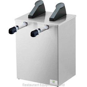 Server Products 07140 Condiment Dispenser, Pump-Style