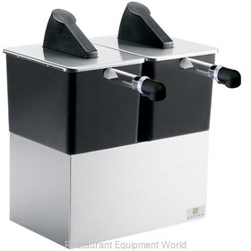 Server Products 07300 Condiment Dispenser, Pump-Style