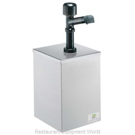 Server Products 67100 Condiment Dispenser, Pump-Style