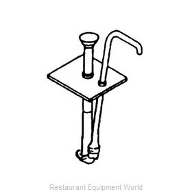 Server Products 67540 Condiment Syrup Pump Only