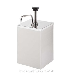 Server Products 67580 Condiment Dispenser, Pump-Style