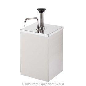 Server Products 67580 Condiment Dispenser, Pump-Style