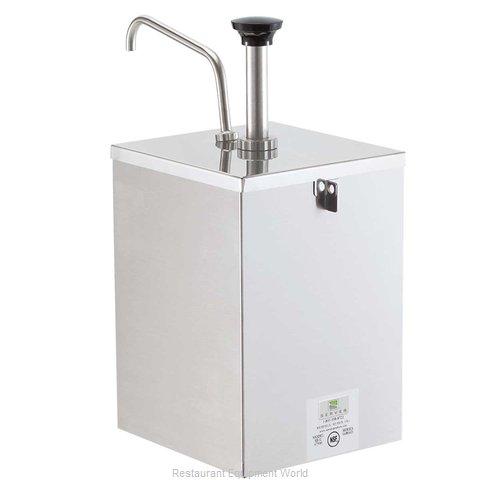 Server Products 67590 Condiment Dispenser, Pump-Style