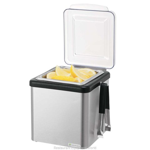 Server Products 67860 Bar Condiment Server, Countertop