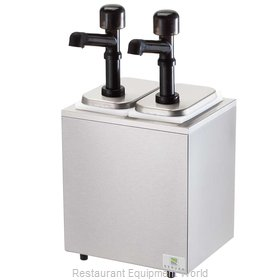 Server Products 79790 Condiment Dispenser, Pump-Style