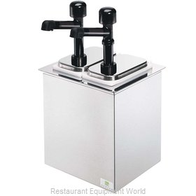 Server Products 79800 Condiment Dispenser, Pump-Style