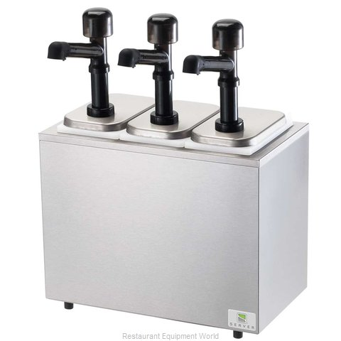 Server Products 79810 Condiment Dispenser Pump-Style