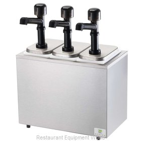 Server Products 79810 Condiment Dispenser, Pump-Style