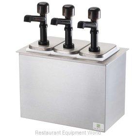 Server Products 79820 Condiment Dispenser, Pump-Style