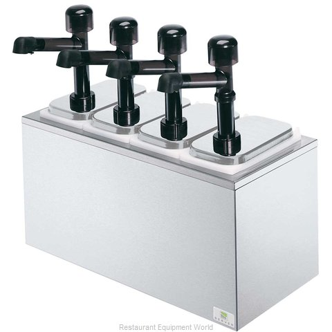Server Products 79830 Condiment Dispenser, Pump-Style