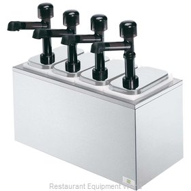 Server Products 79830 Condiment Dispenser, Pump-Style