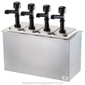 Server Products 79840 Condiment Dispenser, Pump-Style