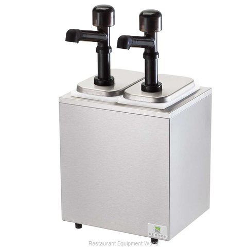 Server Products 79850 Topping Dispenser, Ambient