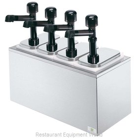 Server Products 79870 Topping Dispenser, Ambient