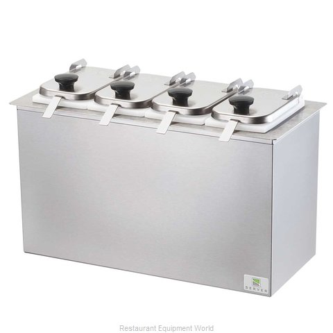 Server Products 80530 Topping Dispenser, Ambient