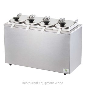 Server Products 80550 Topping Dispenser, Ambient