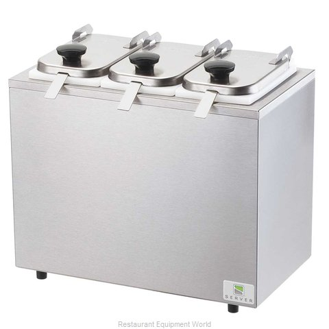 Server Products 80560 Topping Dispenser, Ambient