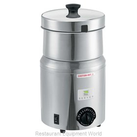 Server Products 81000 Single Well Food Warmer