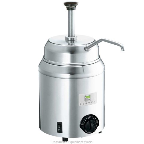 Server Products 82060 Food Topping Warmer, Countertop
