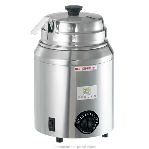 Server Products 82500 Food Topping Warmer, Countertop