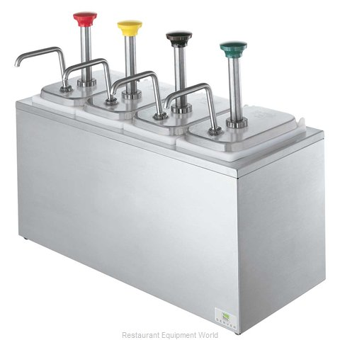 Server Products 82830 Topping Dispenser, Ambient