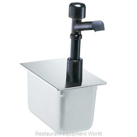 Server Products 83340 Condiment Syrup Pump Only