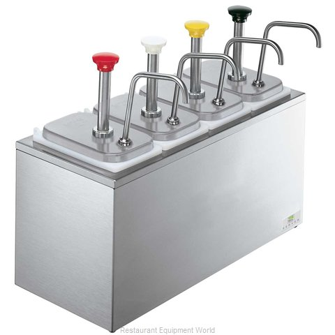 Server Products 83700 Topping Dispenser, Ambient