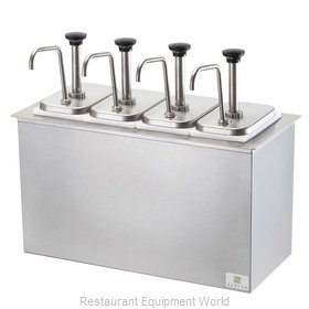 Server Products 83720 Topping Dispenser, Ambient