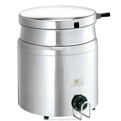 Server Products 84100 Food Pan Warmer/Rethermalizer, Countertop
