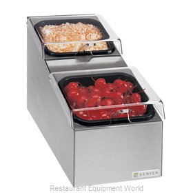 Server Products 85150 Bar Condiment Server, Countertop
