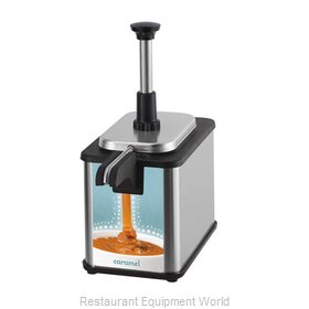 Server Products 85880 Food Topping Warmer, Countertop