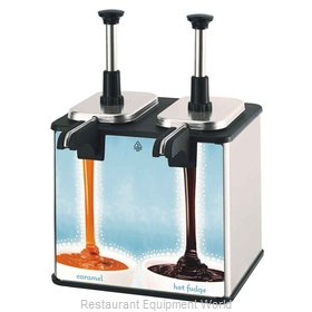 Server Products 85899 Food Topping Warmer, Countertop