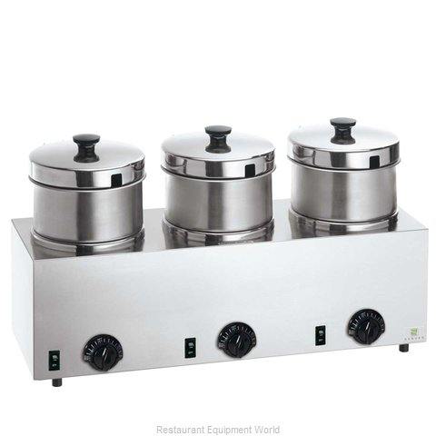Server Products 85900 Food Pan Warmer/Rethermalizer, Countertop