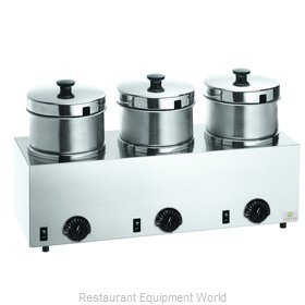 Server Products 85910 Food Pan Warmer/Rethermalizer, Countertop