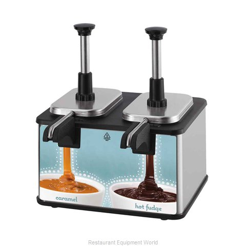 Server Products 85920 Food Topping Warmer, Countertop